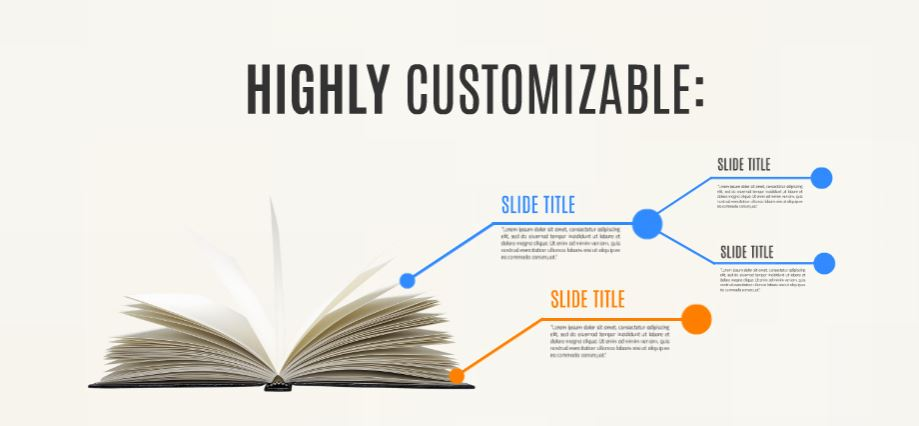 by the book presentation template | sharetemplates, Presentation templates