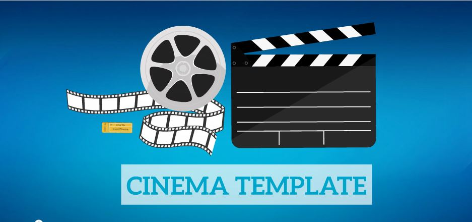 powerpoint templates movie theater gallery powerpoint