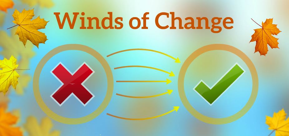 winds of change presentation template | sharetemplates, Presentation templates