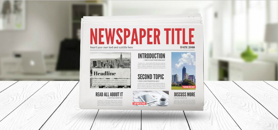 microsoft office word 2007 newspaper template cover