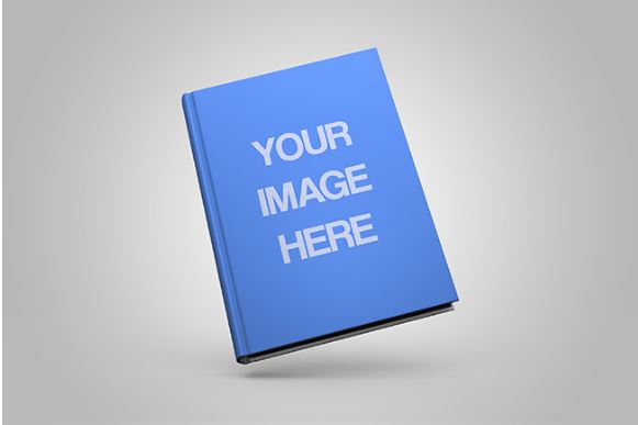 D Book Cover Template Psd : D book cover online mockup template sharetemplates