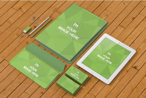 Stationery branding design mockup template sharetemplates stationery branding design mockup template logo mockups ipad reheart Images
