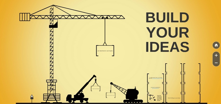 Build Your Ideas Free Presentation Template | ShareTemplates
