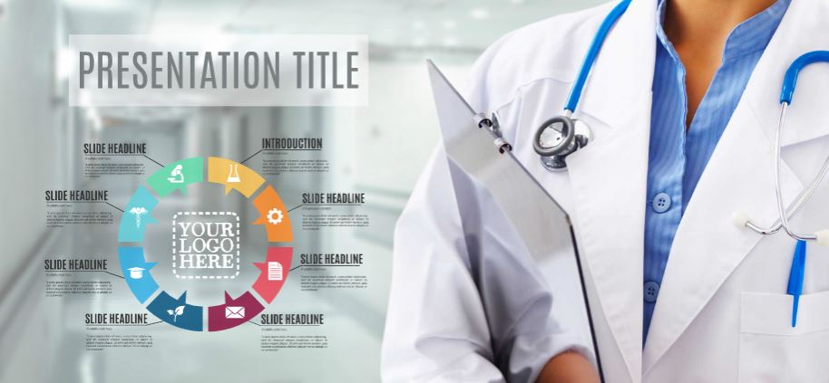 Medical Introduction Presentation Template Sharetemplates