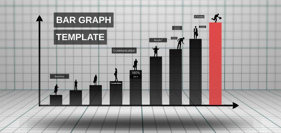 bar graph presentation template