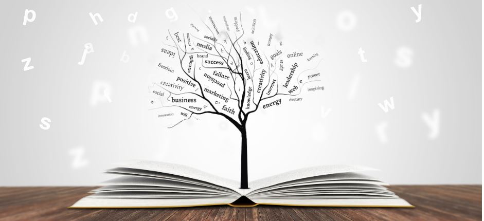tree of words presentation template sharetemplates