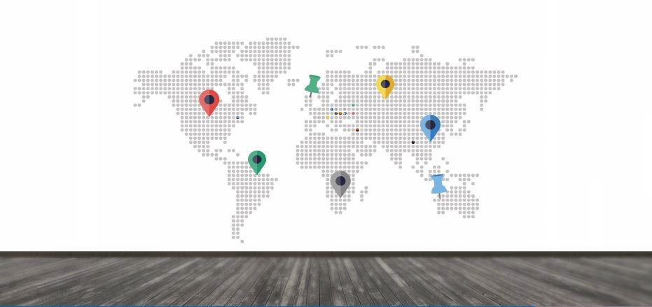 World mapping presentation template sharetemplates world mapping world map mapping wall white cool gumiabroncs Image collections