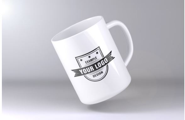 Coffee Mug Online Mockup Template Products Realistic