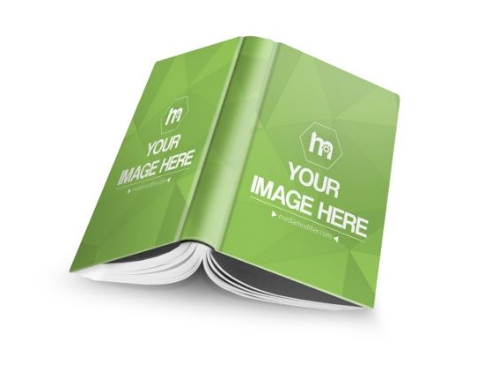 Book Cover Template Generator : Book cover front and back mockup generator sharetemplates